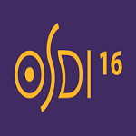 12th USENIX Symposium on Operating Systems Design andImplementation